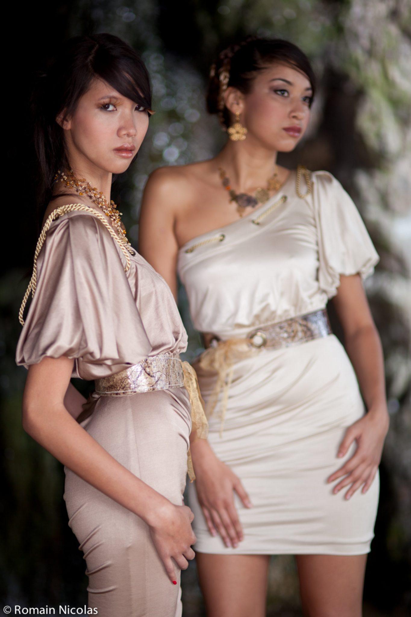 robe de cocktail MayonKa (2)